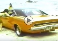 This 70's commercial of the iconic Dodge Charger 500 was banned!