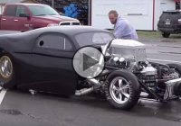 Badass '41 Willys Duramax Coupe First Drive & Testing!