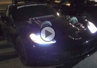 This Twin Turbo 2400 HP Corvette is ripping through the streets @TX2K15!