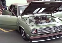 """Pissed Off"", a gorgeous 1969 Plymouth Valiant that's causing sighs!"