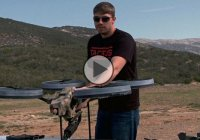 This prototype quadrotor is the Russian weapon of the future!!!
