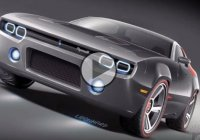 The 2016 Plymouth Roadrunner Concept car, turbocharged and stylish!