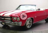 This timeless Chevrolet Chevelle SS convertible is for sale!