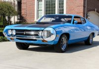 Beautifully restored 1971 Ford Torino Cobra fastback!!