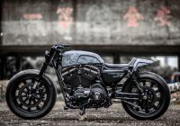 Custom Harley-Davidson 48 By Rough Crafts – Hooligan Tactics!