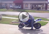 Poor Bike Skills – This Motorcycle FAIL Will Make You LAUGH OUT LOUD!