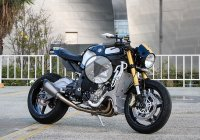 Orlando Bloom's Custom BMW S 1000 R by Deus Ex Machina!