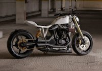 Buell X1 Based Custom Motorcycle By BUCHHOLZ CUSTOM!