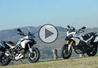 Head To Head – Ducati Multistrada 1200S vs BMW S1000XR!