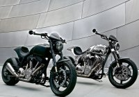 Keanu Reeves' Arch Motorcycle Company Presents The KRGT-1 Motorcycle!