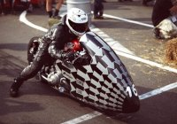 Lucky Cat Garage Designed Nitrous Injected Sprintbeemer Drag Bike And It's Spectacular!