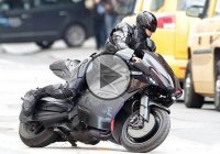 Modified Kawasaki Ninja ZX10R – The RoboCop Bike!