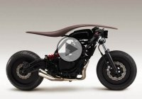 Yamaha Square Root Concept Motorcycle!