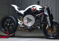 Ducati Monster S4R Concept by Paolo Tesio!