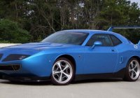 The 2016 Plymouth Superbird – supercharged and full of pricey accessories!