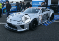 1000HP NASCAR engine was placed Into This Drift Lexus LFA!!