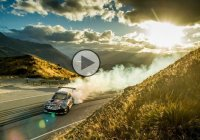 Mad Mike is conquering the Crown Range with mind-blowing drifting!