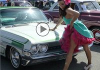 "Gorgeous Pin Up girls and Hot Rods: The ""Viva"" Rockabilly heats up Las Vegas!"