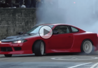 This Silvia S15 has a GTR engine and it's Awesome!
