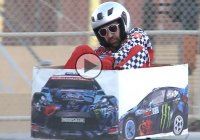 Ken Box Part 2 – Ken Block Gymkhana Parody