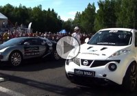 This Nissan Juke-R beat Bugatti Veyron and Ferrari 599 GTO in a Drag Race and gets an upgrade!