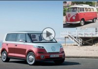 New VW van is set for a comeback and it will be Electric!