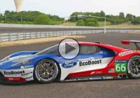 The famous Ford GT Returns to Le Mans in 2016! Are we excited or what?