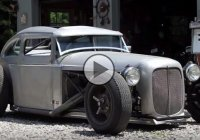 The ultimate custom Hot Rod coupe built by Andrew Murray!