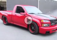 This 2007 Chevrolet Colorado Speed Truck is absolutely amazing!