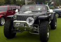 The 2005 Jeep Hurricane Concept! 10 years later, and it still looks awesome!