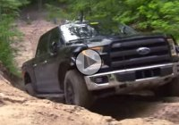 Off-road testing of the 2017 Ford F-150 Raptor!