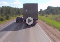 Epic overtaking fail! Being impatient and reckless could cost you a lot!