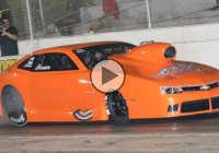 Pat Stoken made history! He broke the nitrous record at 3.69 seconds with 201mph!