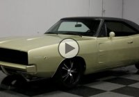 1968 Dodge Charger Restomod, elegant, classy and powerful!
