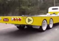 Chevy tow truck from '35 – Awesome looking must see!!!