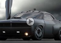 Dodge Vapor, stealth supercar made by the US Air Force!