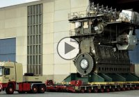 Wärtsilä-Sulzer, the biggest and most powerful diesel engine in the world!!