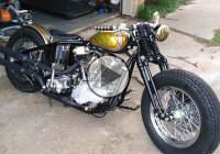 Awesome Looking Knucklehead By Zero Engineering!