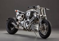 Cool Macho Bike From CR & S – Duu Biotta!
