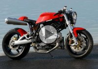 Custom Ducati 1000 SS Cafe Racer By Lazareth – Timeless Machine!
