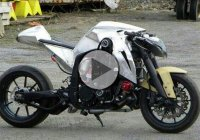 "Unique Twin Charged 1100 GSX-R Suzuki by Motohorho – ""Cruel Handjob """