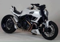 Customized Ducati Diavel By LLC!