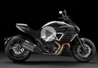 Beautiful Custom AMG Special Edition Ducati Diavel!