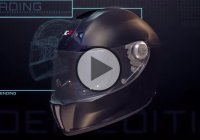 Intelligent Cranium's iC-R – The Ultimate Smart Motorcycle Helmet!!