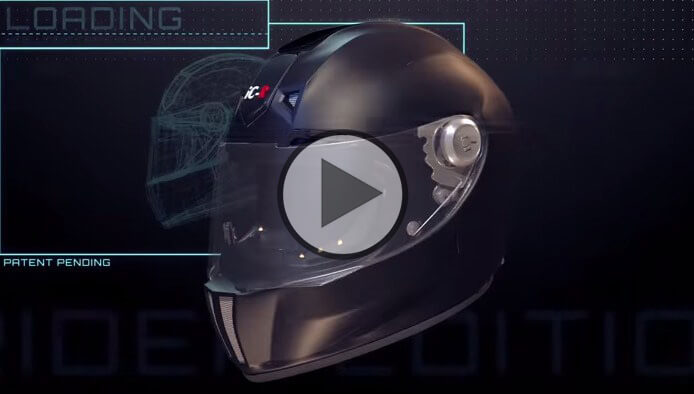 Intelligent Cranium S Ic R The Ultimate Smart Motorcycle
