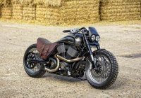 Custom Victory Hammer by Old Empire Motorcycles – The Gladiator!