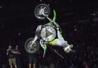 The Biggest Trick In The World In Action Sports – World's First Paraplegic Backflip On A Motorcycle!