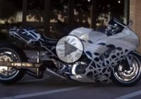 One Of A Kind Custom Kawasaki ZX14 By Platinum Motorcycles!