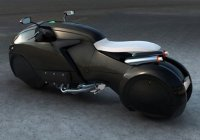 Concept Bike With An Eccentric Looks And Spectacular Design – ICare Motorcycle!