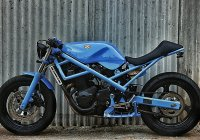 Custom Suzuki Bandit By Studio Motor Works – D'Bandido!!
